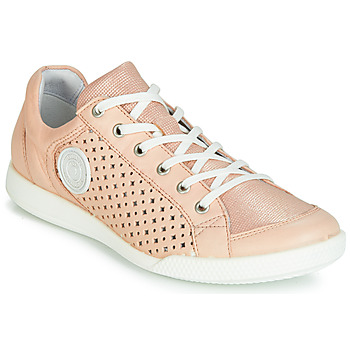 Shoes Women Low top trainers Pataugas PACHA Nude