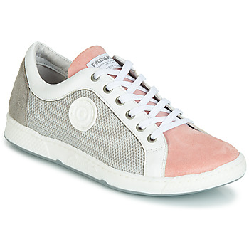 Shoes Women Low top trainers Pataugas JOHANA Grey / Pink