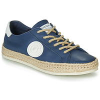 Shoes Women Low top trainers Pataugas PAM /N Marine