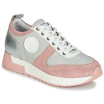 4f8a4abaed5 Shoes Women Low top trainers Pataugas TESSA Grey   Pink