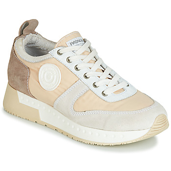 Shoes Women Low top trainers Pataugas TESSA Beige / Grey