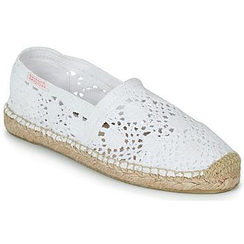 Shoes Women Espadrilles Banana Moon NIWI White