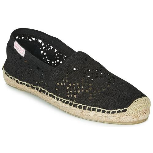 Shoes Women Espadrilles Banana Moon NIWI Black
