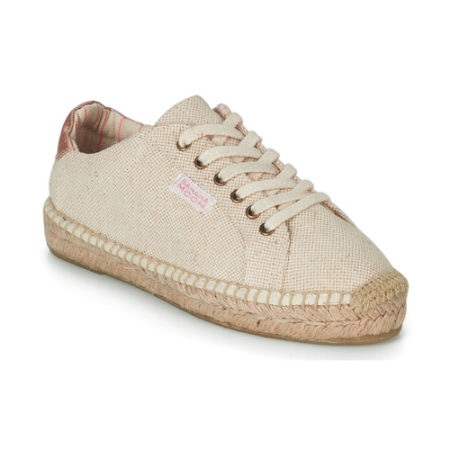Shoes Women Espadrilles Banana Moon PACEY Beige