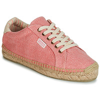 Shoes Women Low top trainers Banana Moon PACEY Pink