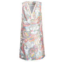 Clothing Women Short Dresses Derhy FLORETTE Multicoloured