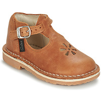 Shoes Children Flat shoes Aster BIMBO Cognac
