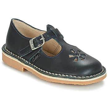 Shoes Children Flat shoes Aster DINGO Marine