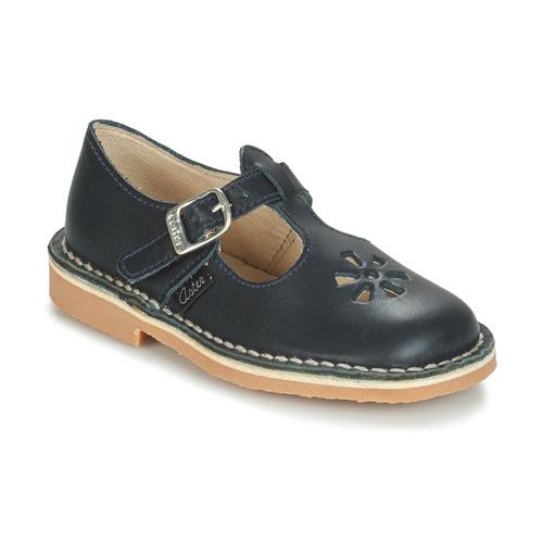 Shoes Children Flat shoes Aster DINGO Marine