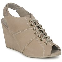 Shoes Women Shoe boots No Name DIVA OPEN TOE Beige