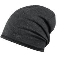 Clothes accessories Hats / Beanies / Bobble hats Barts MERINO BEANIE beanie GREY