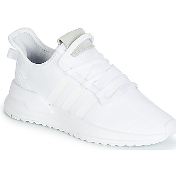 Shoes Men Low top trainers adidas Originals U_PATH RUN White