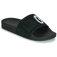 Shoes Women Mules adidas Originals ADILETTE W Black
