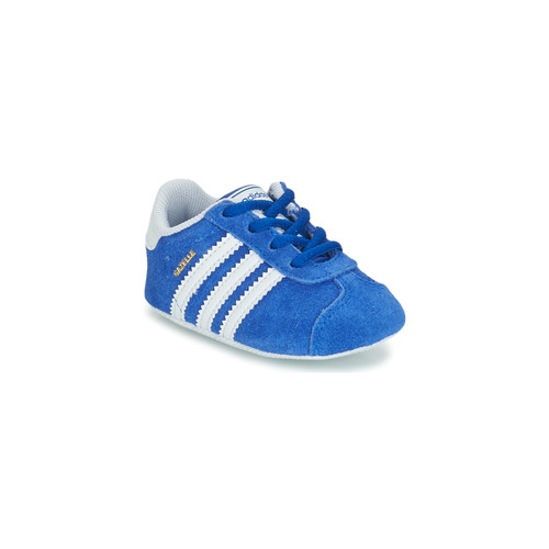 pretty nice 13c9f 07d76 Shoes Children Low top trainers adidas Originals GAZELLE CRIB Blue