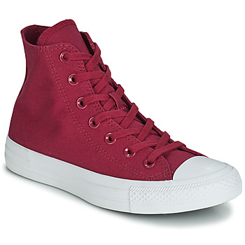 Shoes Women Hi top trainers Converse CHUCK TAYLOR ALL STAR GALAXY GAME CANVAS HI Fuschia