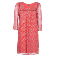 Clothing Women Short Dresses One Step  Red
