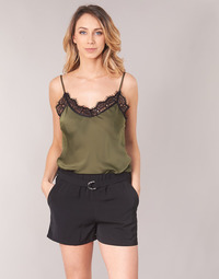 Clothing Women Tops / Blouses Ikks  Green