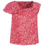 Clothing Women Tops / Blouses Ikks BN11345-35 Coral / Multicoloured