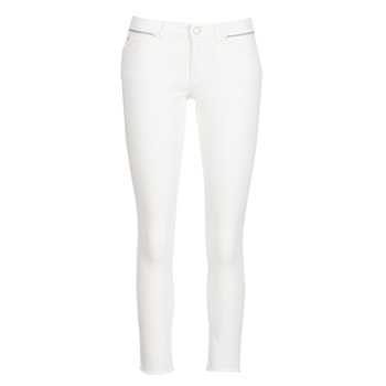 Clothing Women slim jeans Ikks BN29135-11 White
