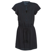 Clothing Women Short Dresses Ikks BN30035-02 Black