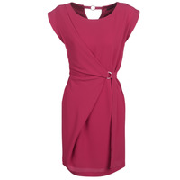 Clothing Women Short Dresses Ikks BN31015-84 Pink