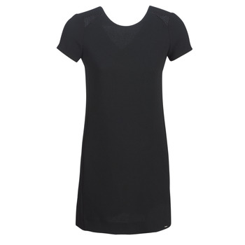 Clothing Women Short Dresses Ikks BN30105-02 Black