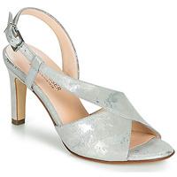 Shoes Women Sandals Peter Kaiser OPRAH Silver