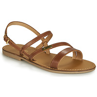 Shoes Women Sandals Les Tropéziennes par M Belarbi BADEN Tan