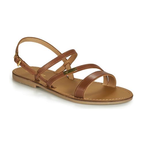 Shoes Women Sandals Les Tropéziennes par M Belarbi BADEN Tan