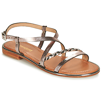 Shoes Women Sandals Les Tropéziennes par M Belarbi HALEY Pewter