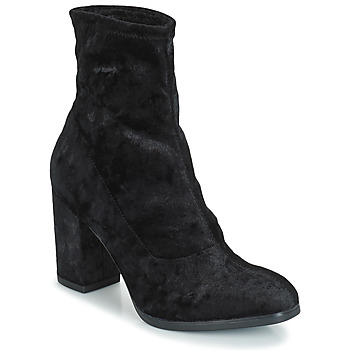 Shoes Women Ankle boots Caprice   black / Velvet