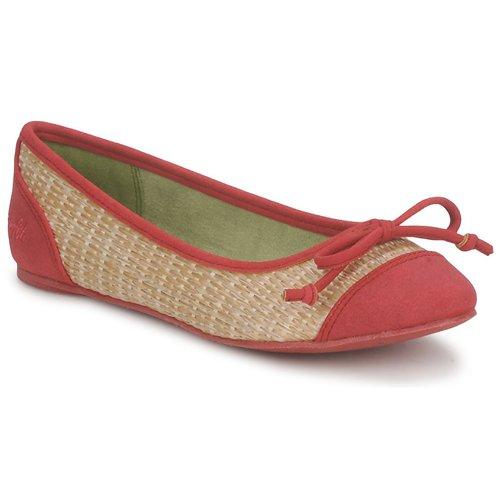 Shoes Women Flat shoes Blowfish Malibu NITA Red
