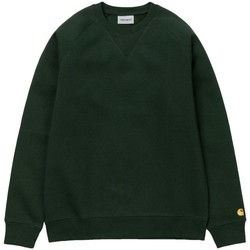Clothing Men sweaters Carhartt WIP Chase Sweat Shirt Green