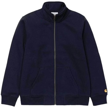 Clothing Men Track tops Carhartt WIP Chase Highneck Sweat Navy