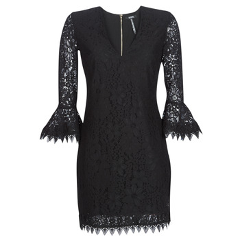 Clothing Women Short Dresses Guess LARINA Black
