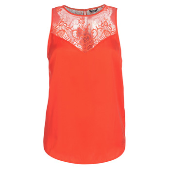 Clothing Women Tops / Blouses Guess SCARLET Red