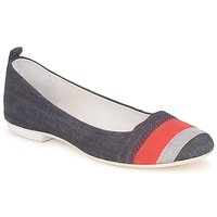 Shoes Women Flat shoes Marithé & Francois Girbaud BRUMES Denim