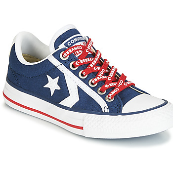Shoes Children Low top trainers Converse STAR PLAYER EV - OX Navy