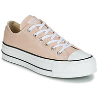 Shoes Women Low top trainers Converse CHUCK TAYLOR ALL STAR LIFT - OX White