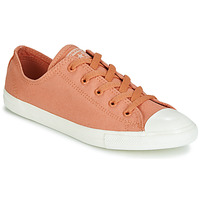 Shoes Women Low top trainers Converse CHUCK TAYLOR ALL STAR DAINTY - OX Pink