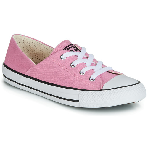 Shoes Women Low top trainers Converse CORAL Pink