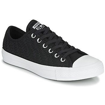 Shoes Women Low top trainers Converse CHUCK TAYLOR ALL STAR - OX  black