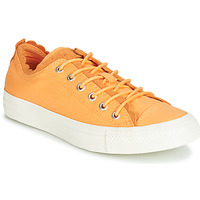 Shoes Women Low top trainers Converse CHUCK TAYLOR ALL STAR - OX Yellow