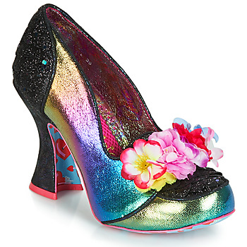 Shoes Women Heels Irregular Choice DESIRE Black / Multi
