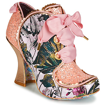 Shoes Women Heels Irregular Choice BARONESS Pink / Multi