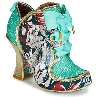 Shoes Women Heels Irregular Choice BARONESS Mint / Multi