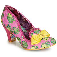 Shoes Women Heels Irregular Choice KANJANKA Pink