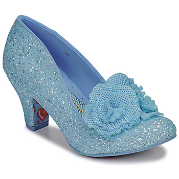 Shoes Women Heels Irregular Choice BANJOLELE Blue