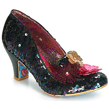 Shoes Women Heels Irregular Choice CARIAD  black