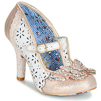 Shoes Women Heels Irregular Choice PAPILLON White